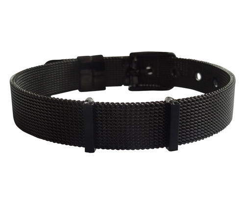 Armband Basis in schwarz